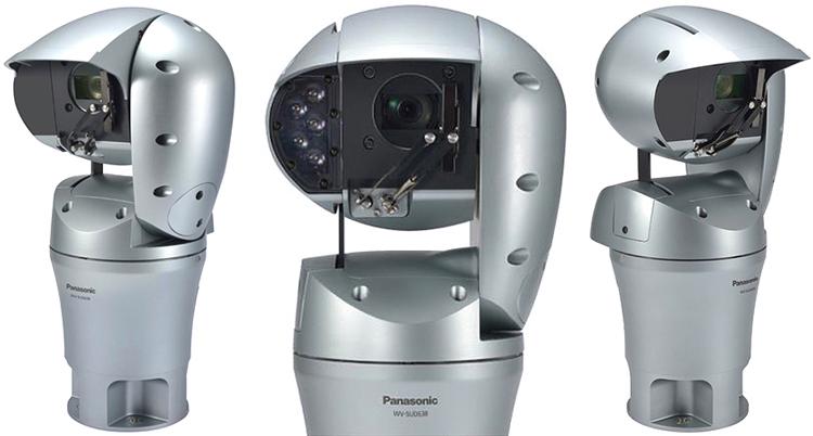 دوربین مداربسته Panasonic