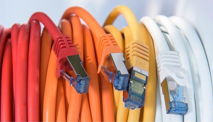 آموزش کامل کابل کشی شبکه دوربین مداربسته (قسمت پنجم : نکات اصلی،  استانداردهای نصب )