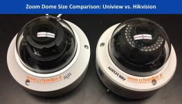 بررسی تخصصی دوربین مداربسته 4 مگاپیکسلی یونی ویو ( قسمت دوم/پایانی : مقایسه تصاویر )