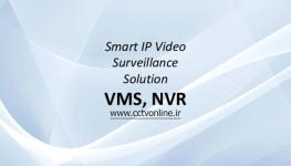 چند درصد پروژه های نصب دوربین مداربسته از NVR یا VMS استفاده می کنند؟!