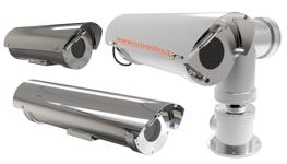 سه دوربین مداربسته مقاوم به انفجار جدید اکسیز