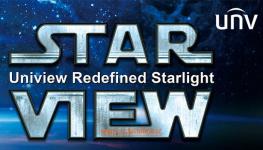 دوربین های مداربسته سری StarView یونی ویو