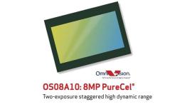 سنسورهای 8 مگاپیکسلی جدید Omnivision : دوربین مداربسته با سرعت 120 فریم درثانیه