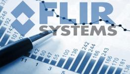 گزارش مالی شرکت FLIR در سه ماهه اول 2017