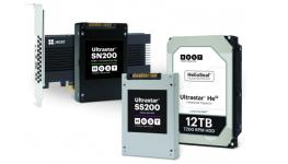 هارددیسکهای جدید وسترن دیجیتال: 12 ترابایت حافظه با سرعت 1200 مگابایت بر ثانیه!