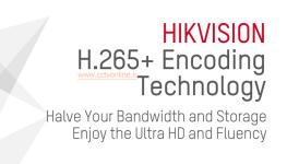 کدک هوشمند +H.265 هایک ویژن